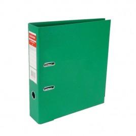 Bibliorato Clover A4 verde reforzado