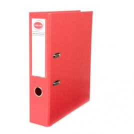 Bibliorato Copy-Plus PVC Oficio rojo l/ancho
