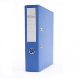 Bibliorato A4 PVC azul L/ANCHO – UTIL-OF