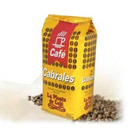 Cafe Cabrales torrado clasico La PLanta de cafe x 1 kgr