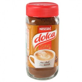 Cafe instantaneo Dolca suave x 170 grs