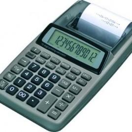 Calculadora Cifra PR-226 con rollo impresor 12 Dig.