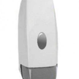 Dispenser para jabon liquido de manos fume tecla gris