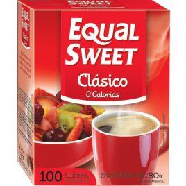 Edulcorante Equalsweet x 100 unidades