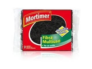 Fibra esponja Mortimer cuadriculada