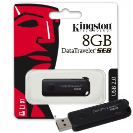 Pen Drive- USB – 8 GB  Verbatin