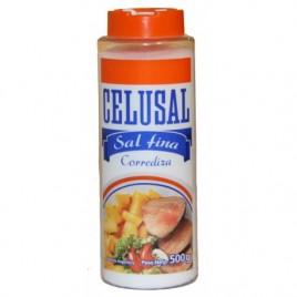 Salero Dos Anclas sal fina x 500 grs