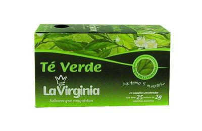 Te verde La Virginia x 20 saq