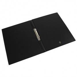 Carpeta Clingsor A4/carta  lomo 60mm  con cubierta transparente en PVC