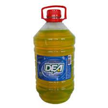 Detergente sintetico biodegradable Dea x 4 litros