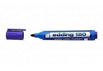 Marcador para rotular carton y papel punta redonda Tinta a base de agua y de olor neutro E 180