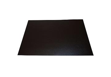 Tapas P/Anillar oficio negras x 50 unidades