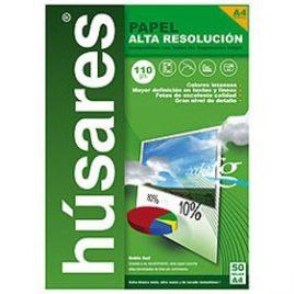 Papel fotografico Husares desing A4 150 grs x 100 hojas