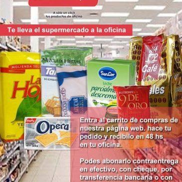 Officejob el supermercado de tu oficina