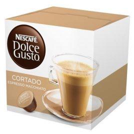 Capsulas de cafe Dolce Gusto Cortado x  16 unidades