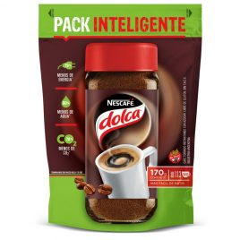 Cafe Instantaneo Dolca Doy Pack x 170 gr