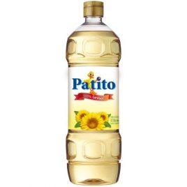 Aceite  Girasol x 900 cc Patito