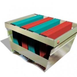 Archiveros de mesa para 80 carpetas colgantes