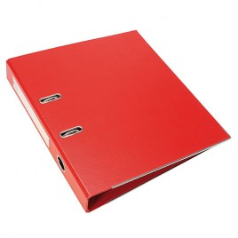 Bibliorato Copy Plus PVC A4 rojo