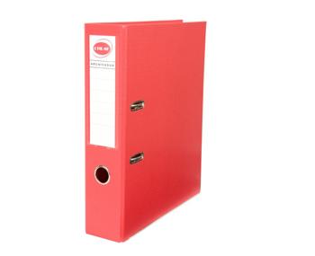 Bibliorato Copy Plus PVC A4 rojo