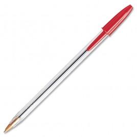 Boligrafo Bic Cristal Rojo