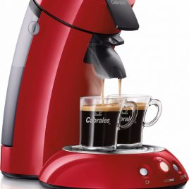 Cafetera Philips Senseo – Cafetera Mod. Latte