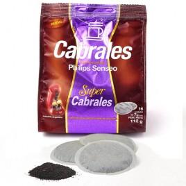 Cafe Cabrales Super Cabrales p/phillips Senseo  caja de 12 pack x 16 bolsitas de 7 g