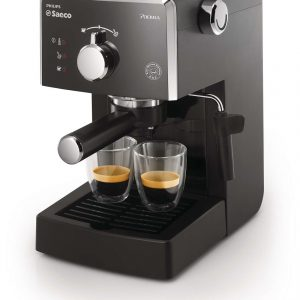 Cafetera Express Philips Saeco Hd8323