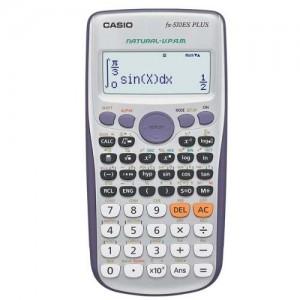 Calucladora Casio cientifica FX 570 MS 417