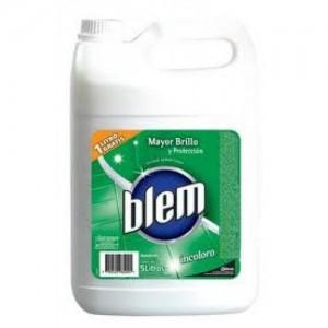 Cera Blem Incolora x 5 litros