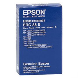 Cinta original para impresora Epson ERC 38
