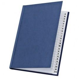 Cuaderno indice alfabetico x 40 hojas