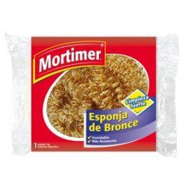 Esponja de bronce Mortimer/ Dea
