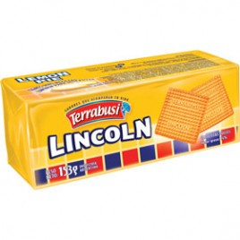 Galletitas dulces Lincoln x 153 grs
