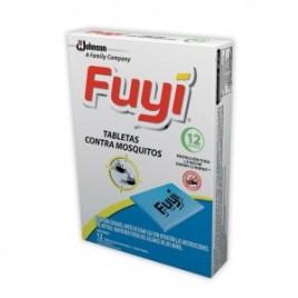 Insecticida Fuyi pastillas x 24 unidades