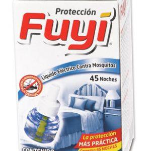 Insecticida Fuyi repuesto 45 noches