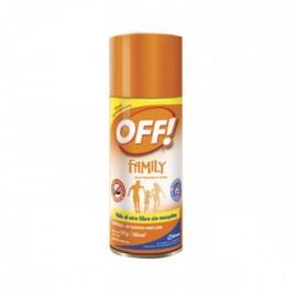 Insecticida Off aerosol x 165 cc