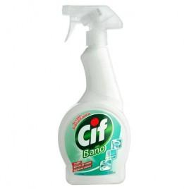 Limpia baño CIF con lavandina con gatillo x 500 cc