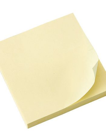 Notas autoadhesivas Amarillas