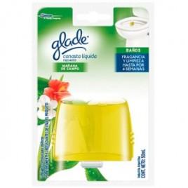 Repuesto p/inodoro glade liquido canasta