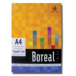 Resma A4 75 Grs Boreal