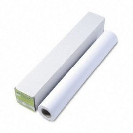 Rollo de papel para ploters medida 1.07 x 45 Mts  90 Grs