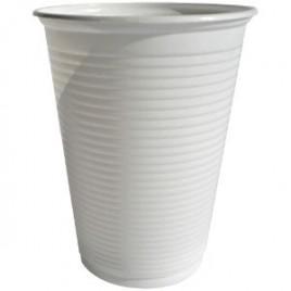 Vasos de plastico descartables x 330 cc x 100 unidades