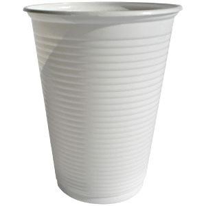 Vasos de plastico descartables x 330 cc