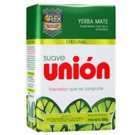 Yerba Union con bajo contenido de polvo x 500 gr