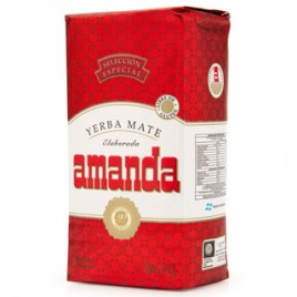 Yerba Amanda Seleccion x 1kg