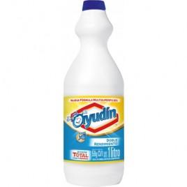 Lavandina Ayudin doble rendimiento x 1 litro