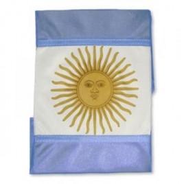 Bandera Argentina Poliamida con sol 135 x 250 cm