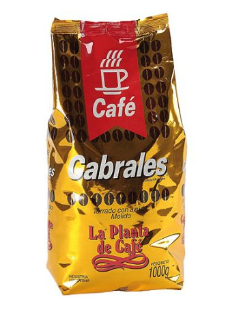 cafe cabrales la planta de cafe