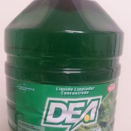 Perfumina  Limpiador  desinfectante y desodorante Dea 3 en 1 x 4 litros